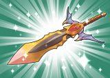 DORAKENプレミアム装備(062ゴールドドラゴンの剣)