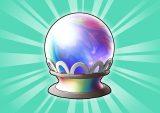 DORAKENコレクトアイテム(015虹色の水晶玉)