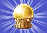 DORAKENコレクトアイテム(017雷神の水晶玉)