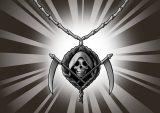 DORAKENコレクトアイテム(024死神の首飾り)
