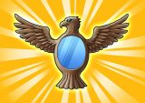 DORAKENコレクトアイテム(043鷹狩りの鏡)