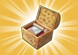 DORAKENコレクトアイテム(088金色蒔絵のオルゴール)
