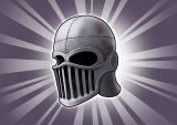 DORAKENコレクトアイテム(092鋼鉄のマスク)