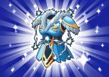 DORAKENプレミアム装備(015雷狼の鎧)