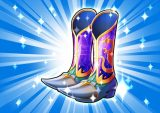 DORAKENプレミアム装備(028雷竜のブーツ)