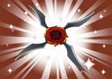 DORAKENプレミアム装備(045劫火の手裏剣)