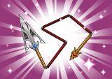 DORAKENプレミアム装備(050多節鋼の魔鞭)