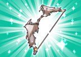 DORAKENプレミアム装備(055砂狼の弓矢)