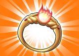 DORAKENコレクトアイテム(002炎の指輪)
