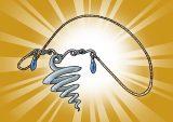 DORAKENコレクトアイテム(026竜巻の首飾り)