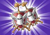 DORAKENコレクトアイテム(035騎士のピアス)