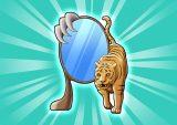 DORAKENコレクトアイテム(044猛虎の鏡)