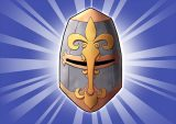DORAKENコレクトアイテム(098騎士団のマスク)