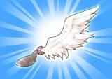 DORAKENコレクトアイテム(206大翼のスプーン)
