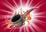 DORAKENコレクトアイテム(211赤煙のパイプ)