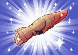 DORAKENプレミアム装備(011ゴーレムの腕甲)