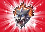 DORAKENプレミアム装備(025炎狼の盾)