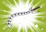DORAKENプレミアム装備(039水蛇の毒牙)