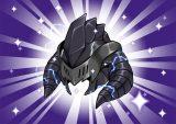 DORAKENプレミアム装備(041魔雷の兜)
