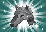 DORAKENプレミアム装備(048幻狼の鉄仮面)