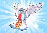 DORAKENプレミアム装備(061天使のローブ)
