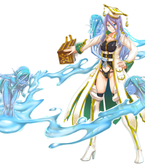 DORAKEN298水の召喚士