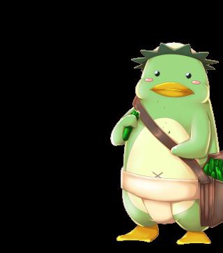 DORAKEN299カッパペンギン【味方時】